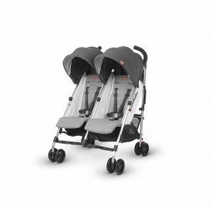 lightweigh double umbrella stroller