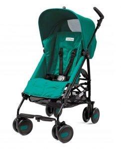 reclining stroller
