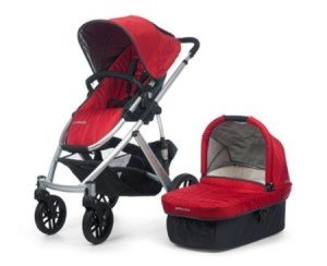 Uppababy Vista Stroller – Review and Sale