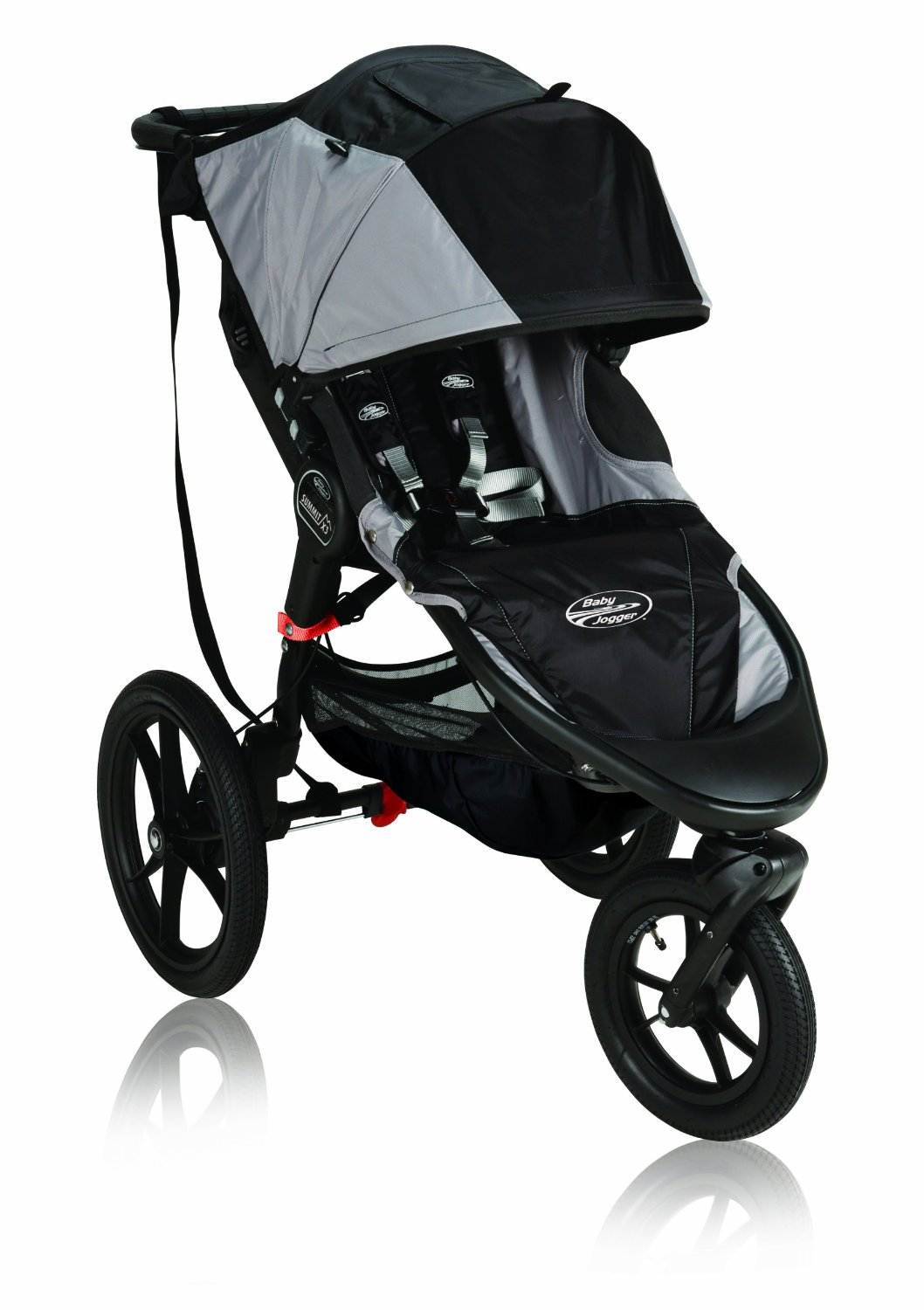 Best Jogging Stroller-Bob Revolution SE vs Baby Jogger Summit X3