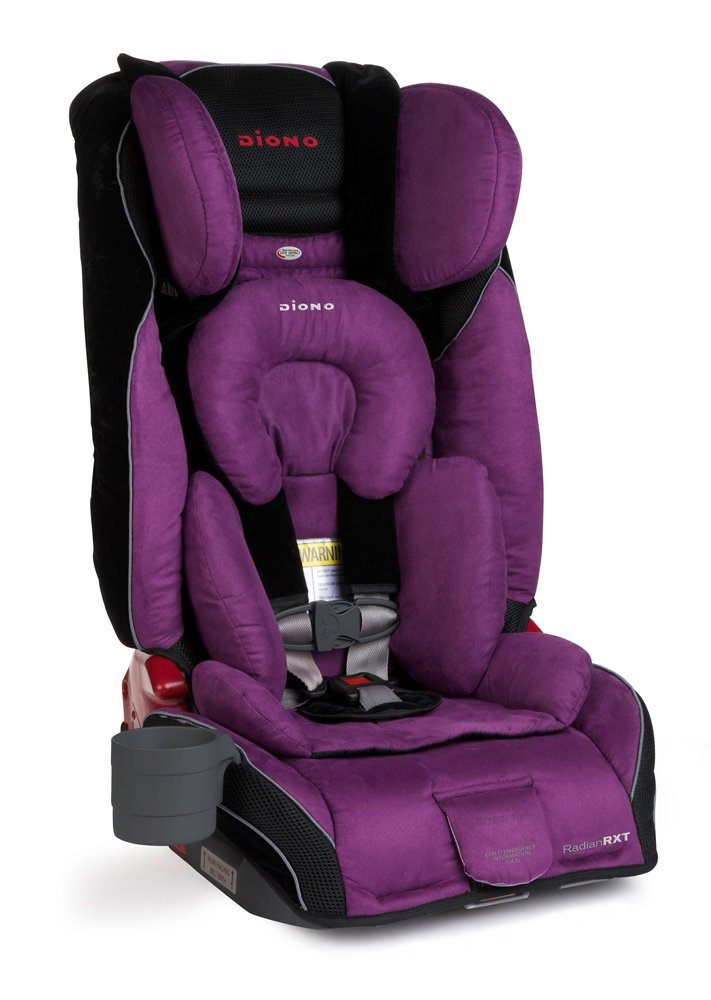 Diono Radian RXT Review – Is the Radian RXT The Safest Convertible Car Seat?