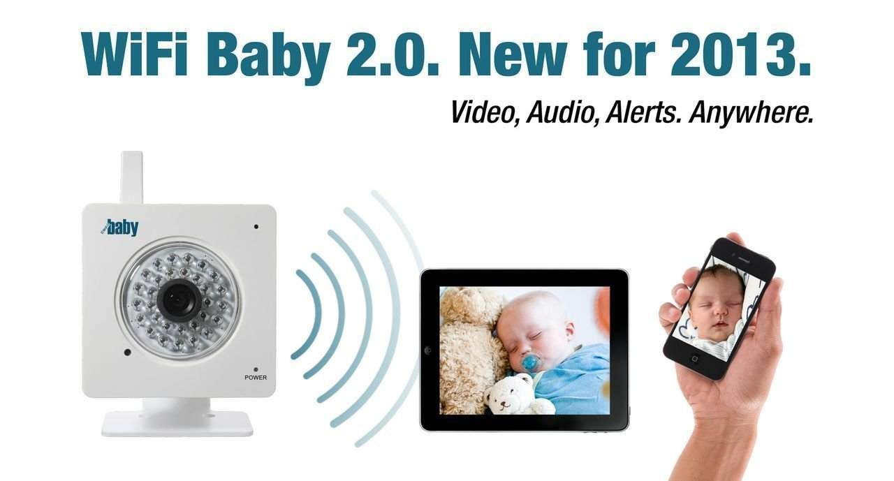 Internet Baby Monitor – The Future Is Here
