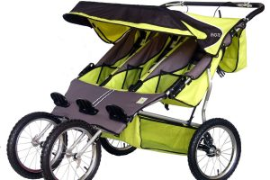 Best Triple Jogging Stroller Reviews and Ratings