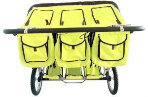 triple jogging stroller