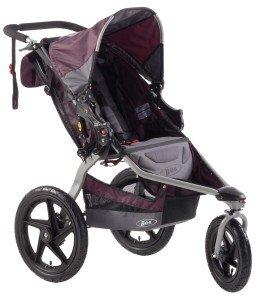 pink bob jogging stroller