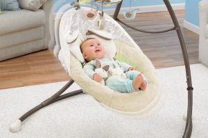 Plug In Baby Swing Bouncer