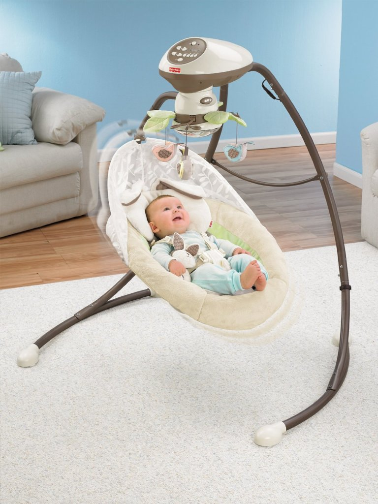 I know you have had days when your baby just wonu0027t calm down or the only way to calm him/her down is to keep baby in your hands. : reclining baby swing - islam-shia.org
