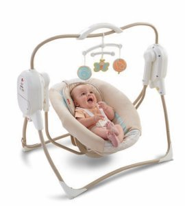 plug in baby swing reviews