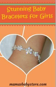 baby bracelets for girls