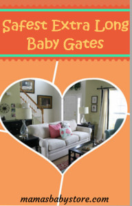 extra long baby gate reviews